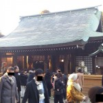 2018年の初詣は武蔵國一宮の氷川神社へ。戦艦武蔵の艦内神社でもあるよ。